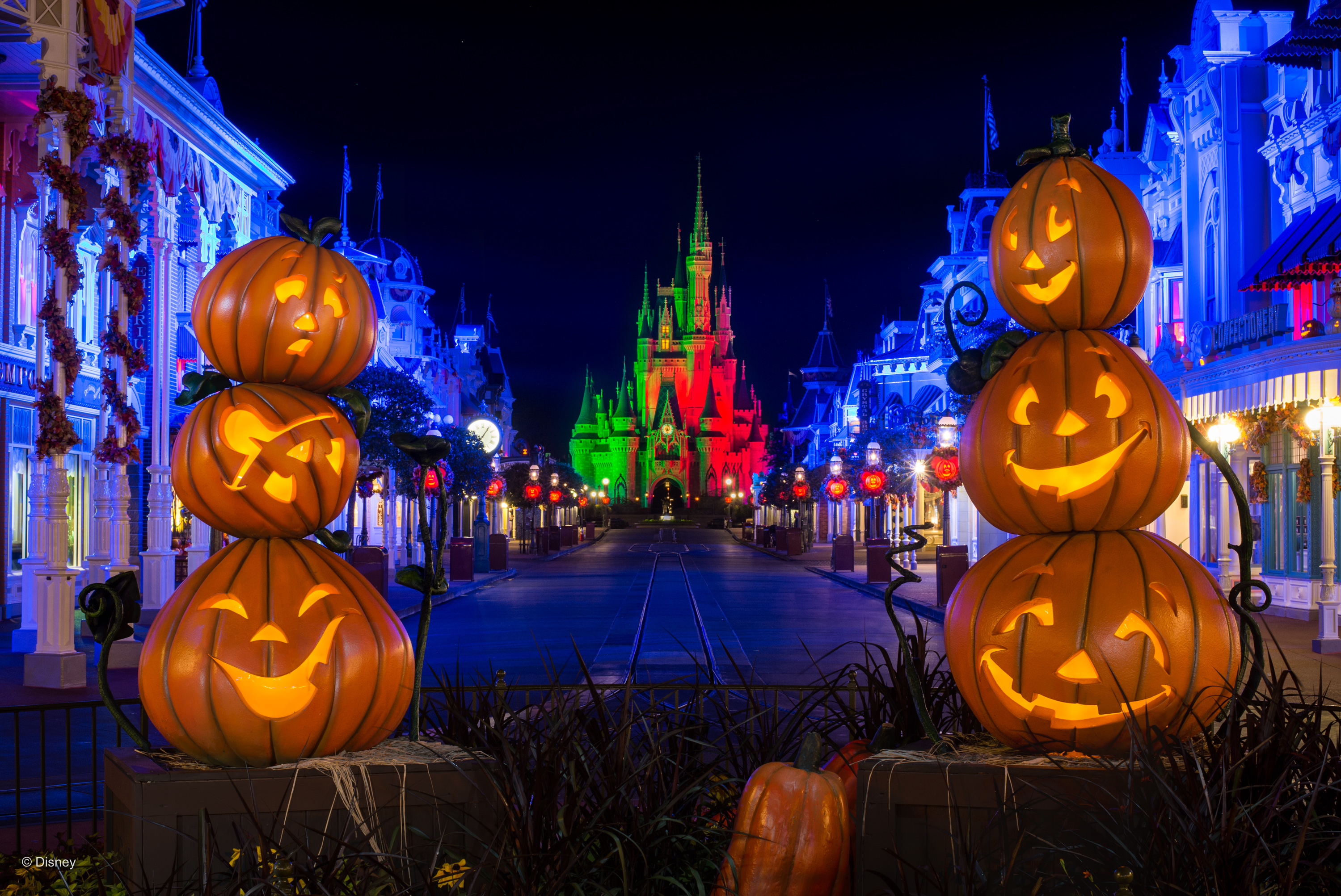 Halloween Music Note Wallpaper 2020 PHOTOS: New Halloween PhotoPass Wallpapers Now Available from Walt