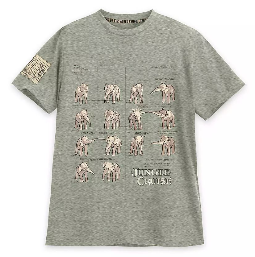 jungle cruise tee marc davis