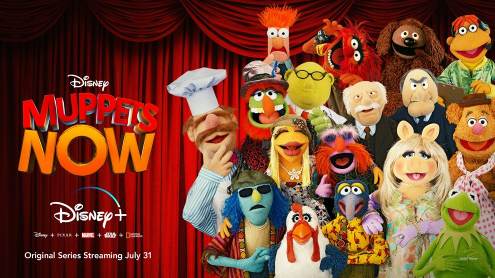MUPPETS NOW Series Announced For Disney+ Premiere On July 31