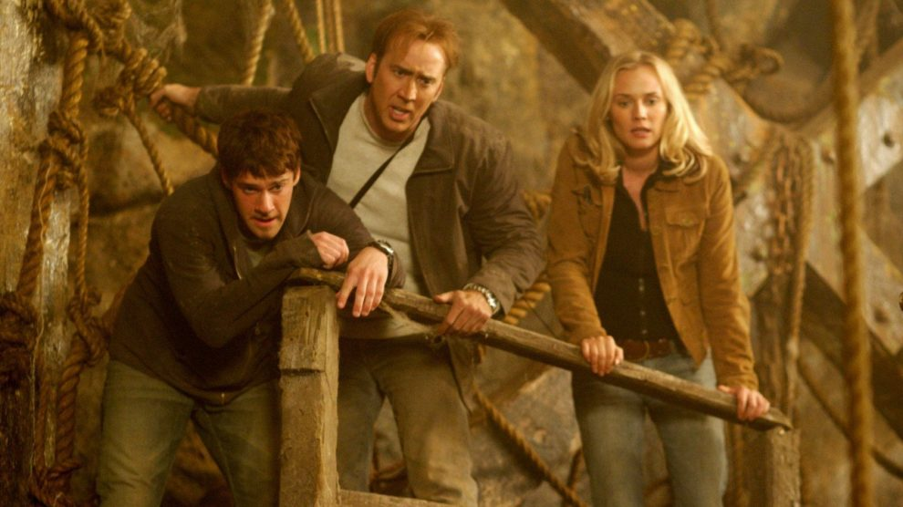 A Younger Cast Will Lead 'National Treasure' Series for Disney Plus!
