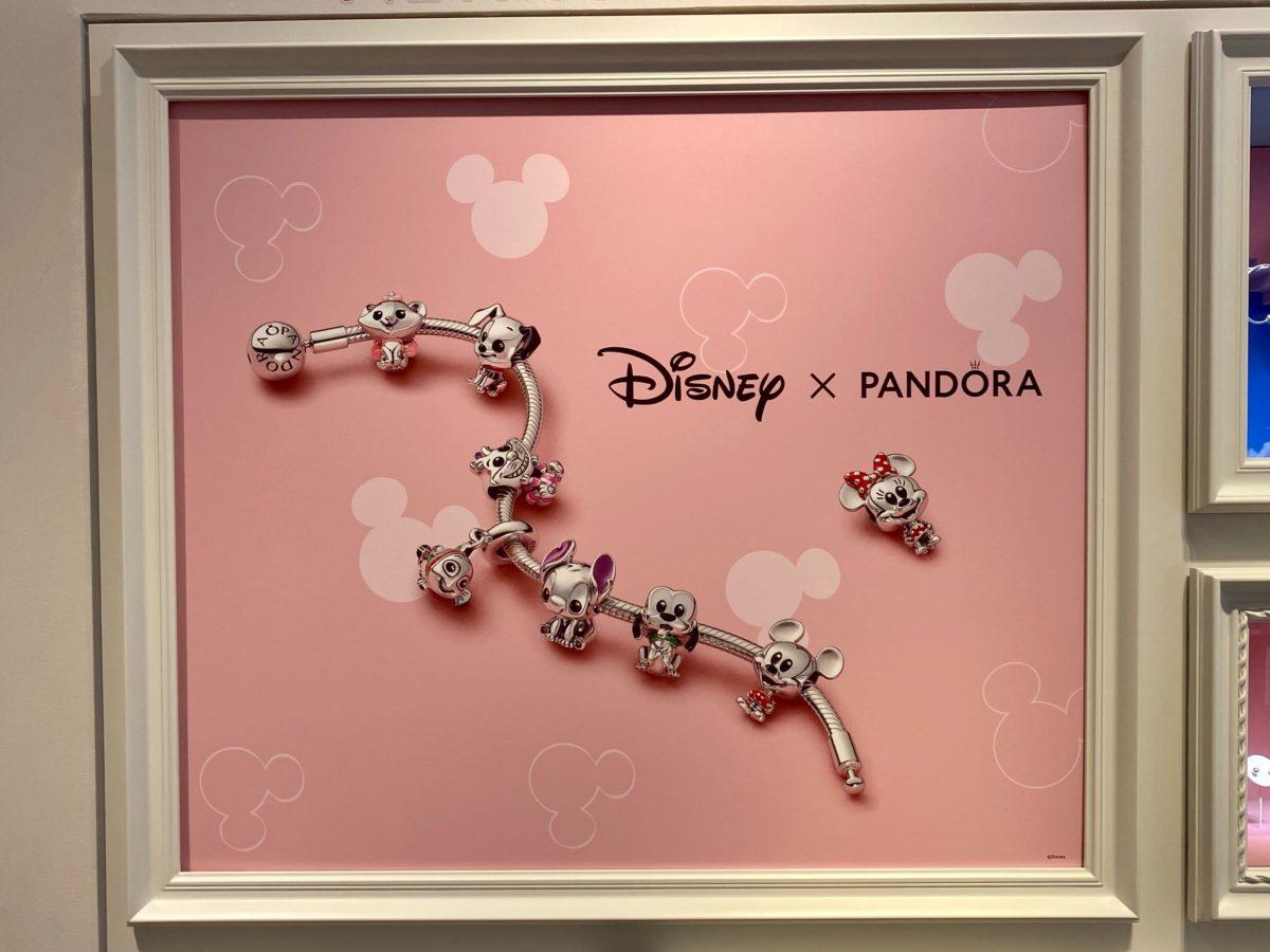 pandora disney baby charms