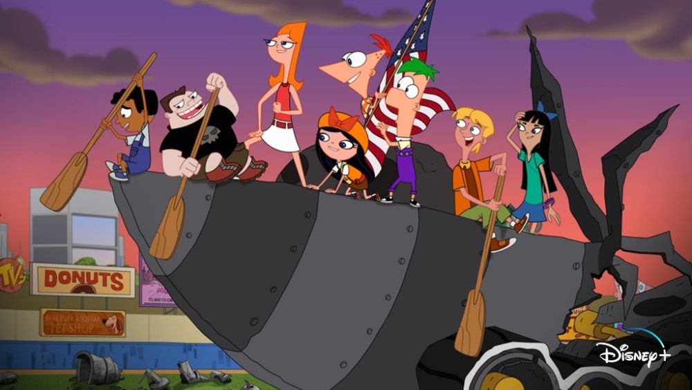 """Phineas and Ferb The Movie: Candace Against The Universe"" Coming to Disney+ This Summer"