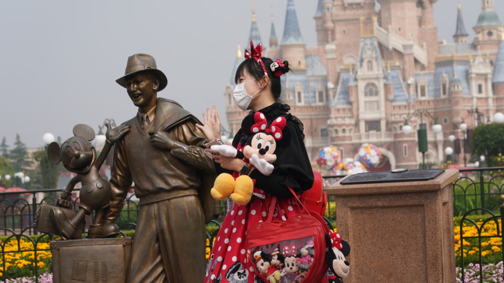 PHOTOS: Shanghai Disneyland Reopens After Nearly Four Months in ...