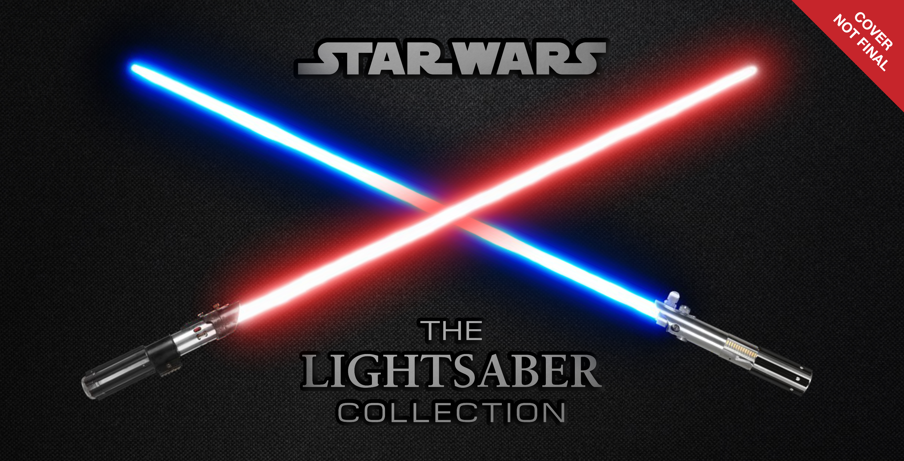 star wars lightsaber book