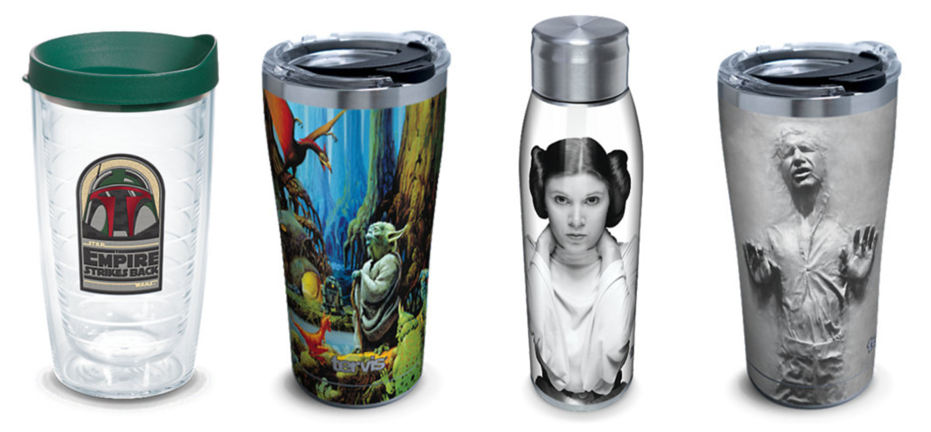star wars empire strikes back tervis tumblers