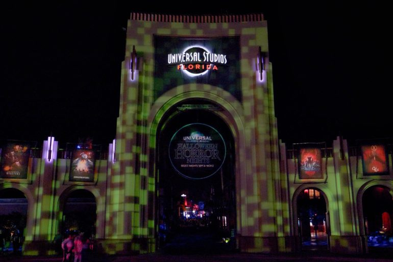 Halloween Horror Nights Universal Orlando 29