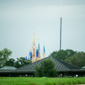 Cinderella Castle Makeover at Magic Kingdom