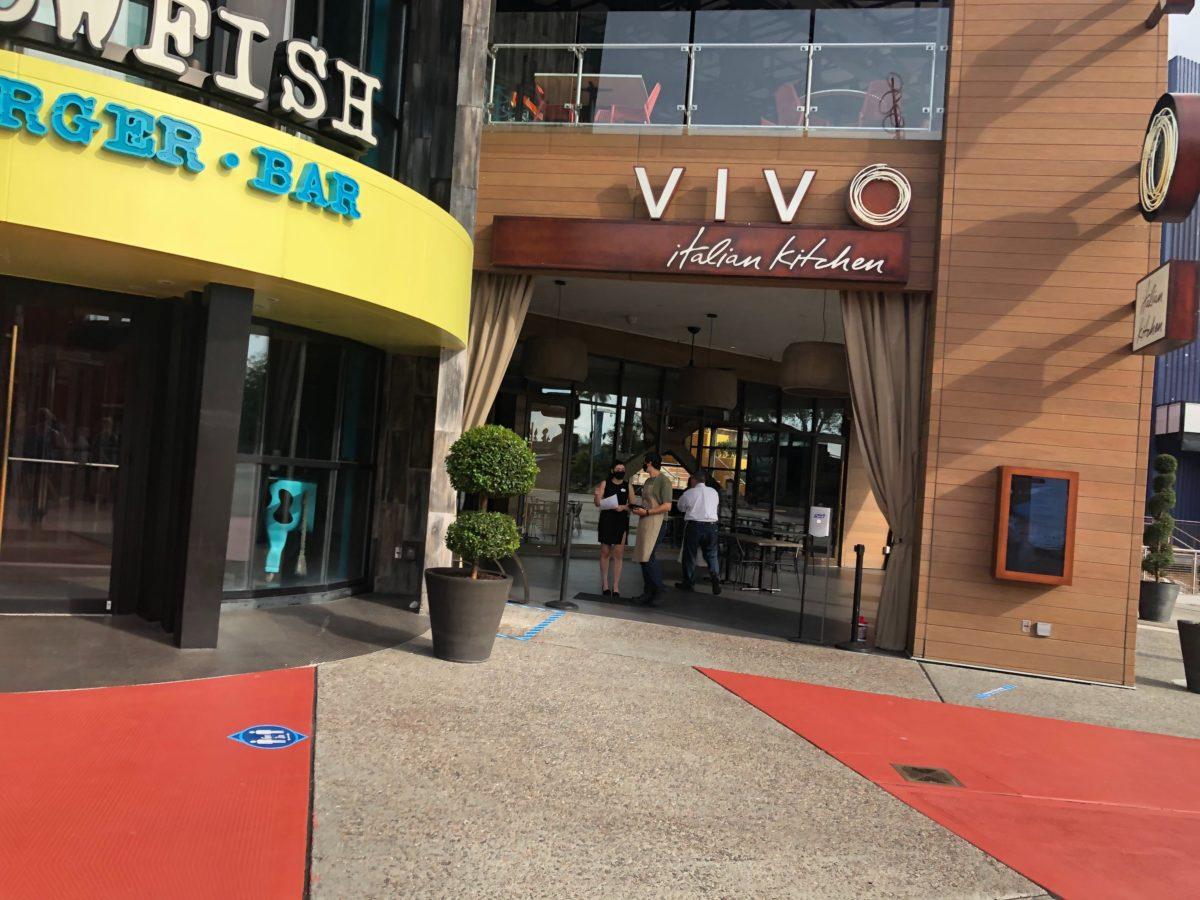 Vivo Italian Kitchen CityWalk
