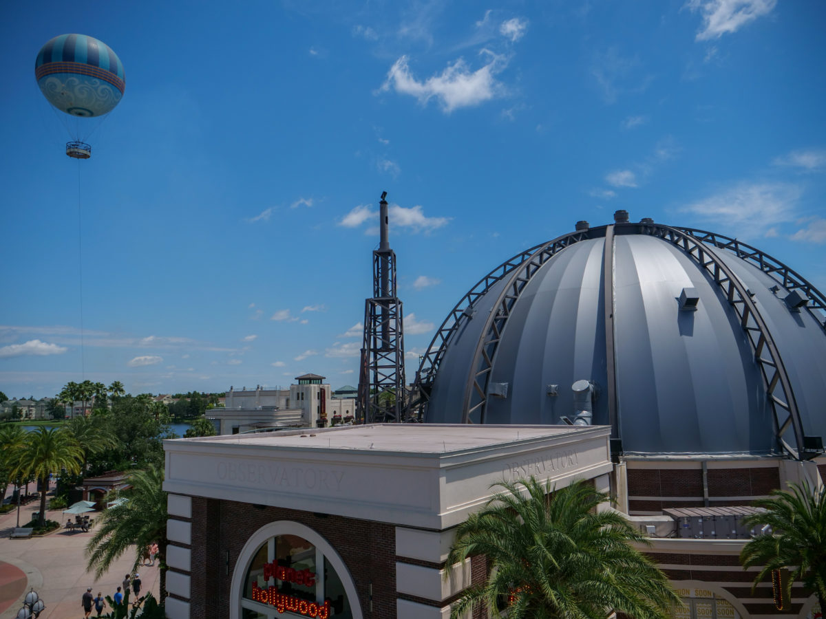 Disney Springs View from Coca-Cola Store