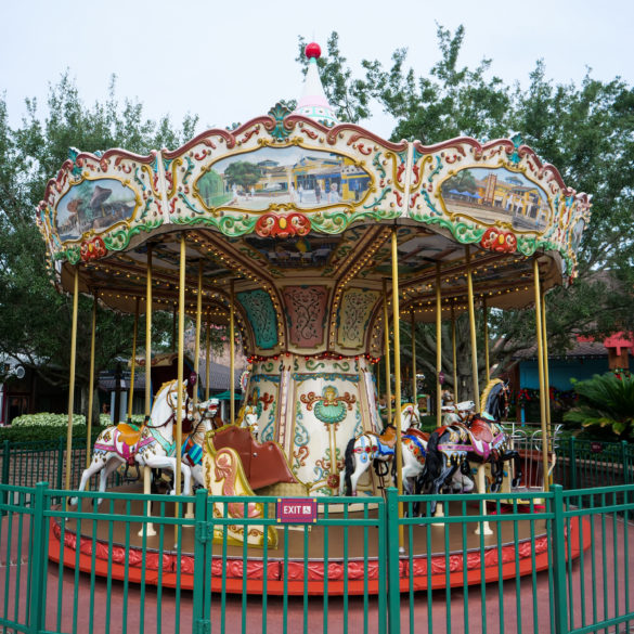 Disney Springs Carousel