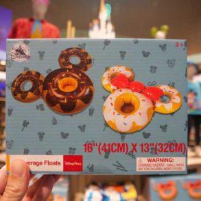 Donut Beverage Float World of Disney