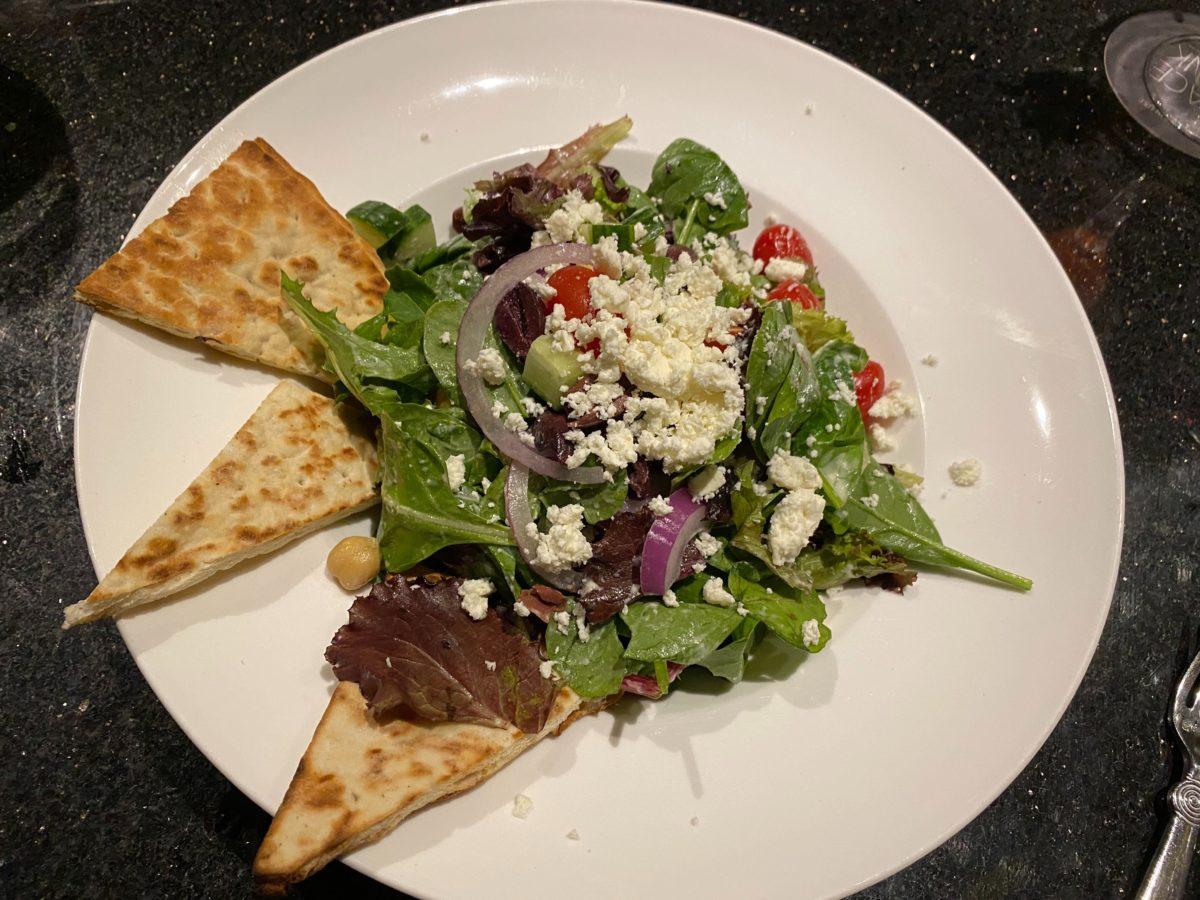 Mediterranean Salad The Kitchen Hard Rock Hotel