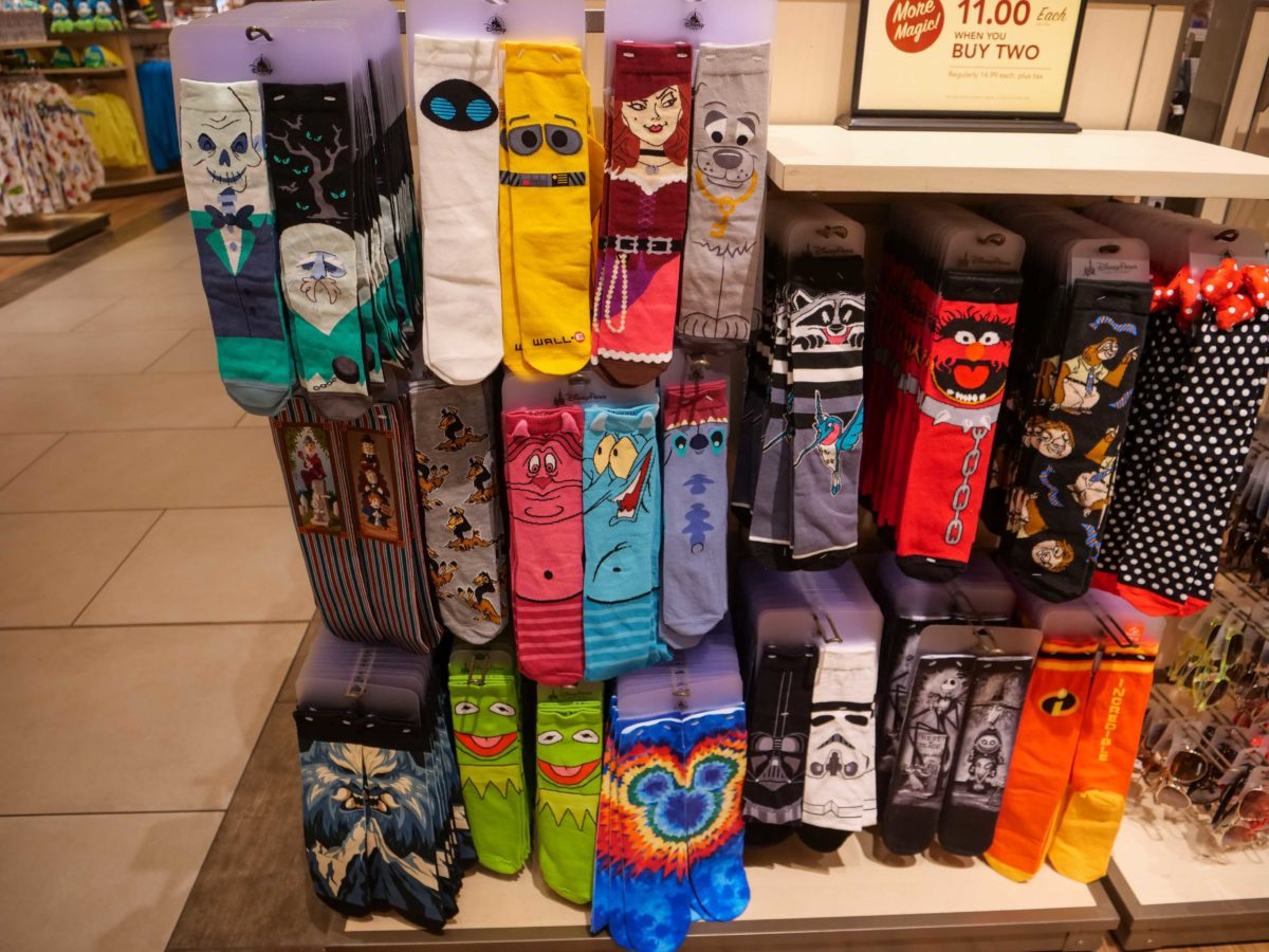 Hercules Pain and Panic Socks