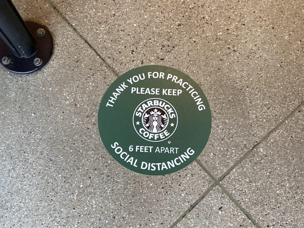 Universal Studios Hollywood CityWalk Starbucks