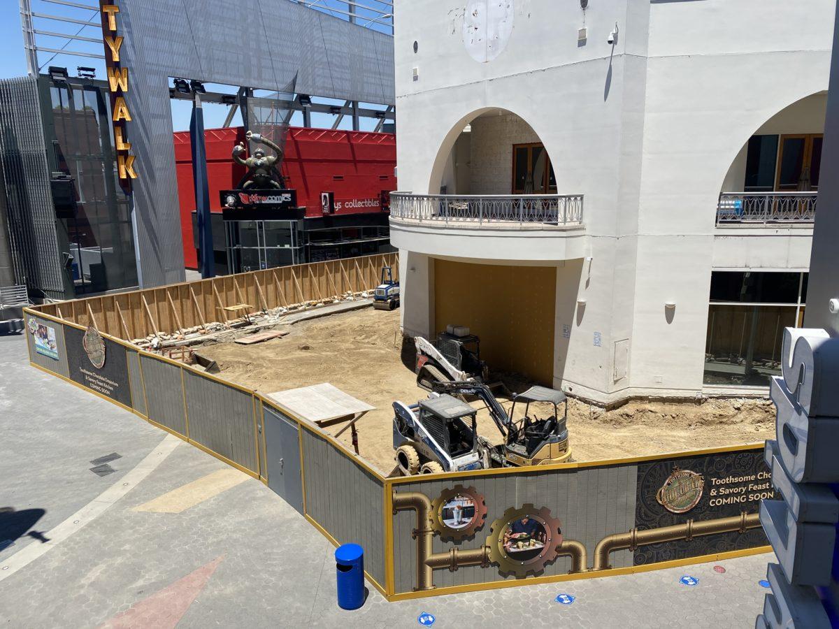 Universal Studios Hollywood CityWalk Buca di Beppo