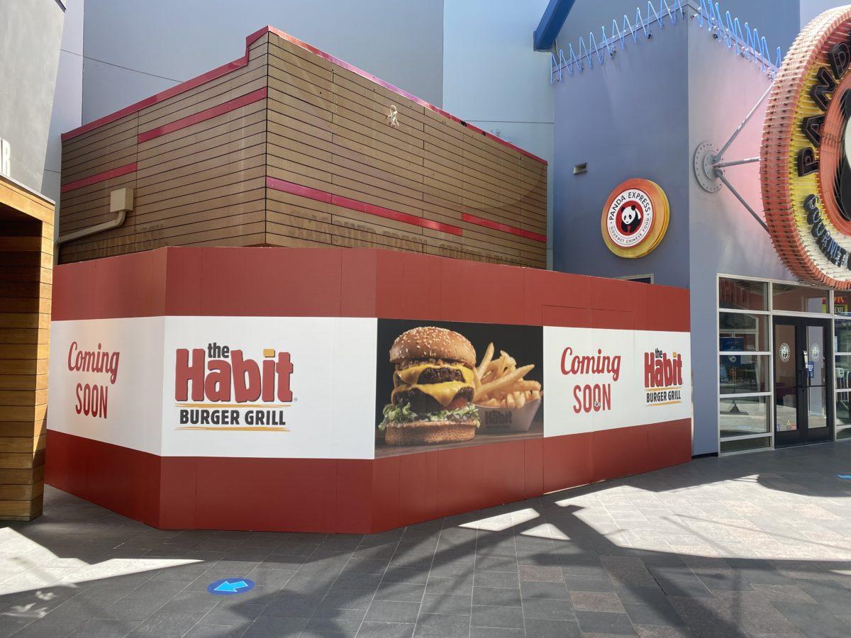 Universal Studios Hollywood CityWalk The Habit