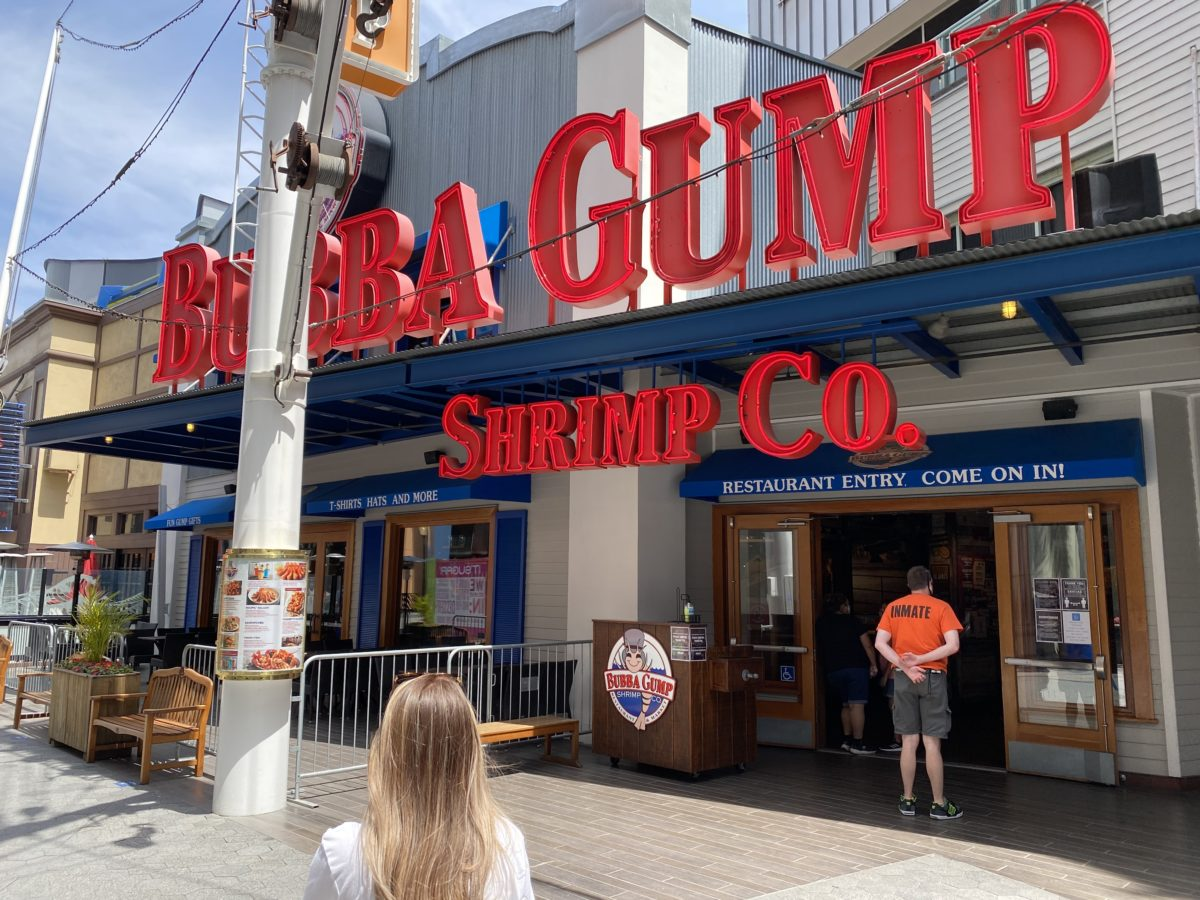 Bubba Gump Shrimp Hollywood