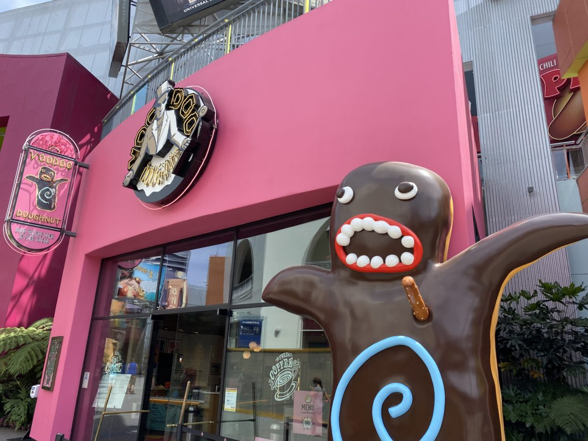 Voodoo Doughnut Hollywood