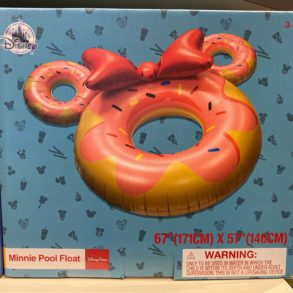 minnie donut pool float