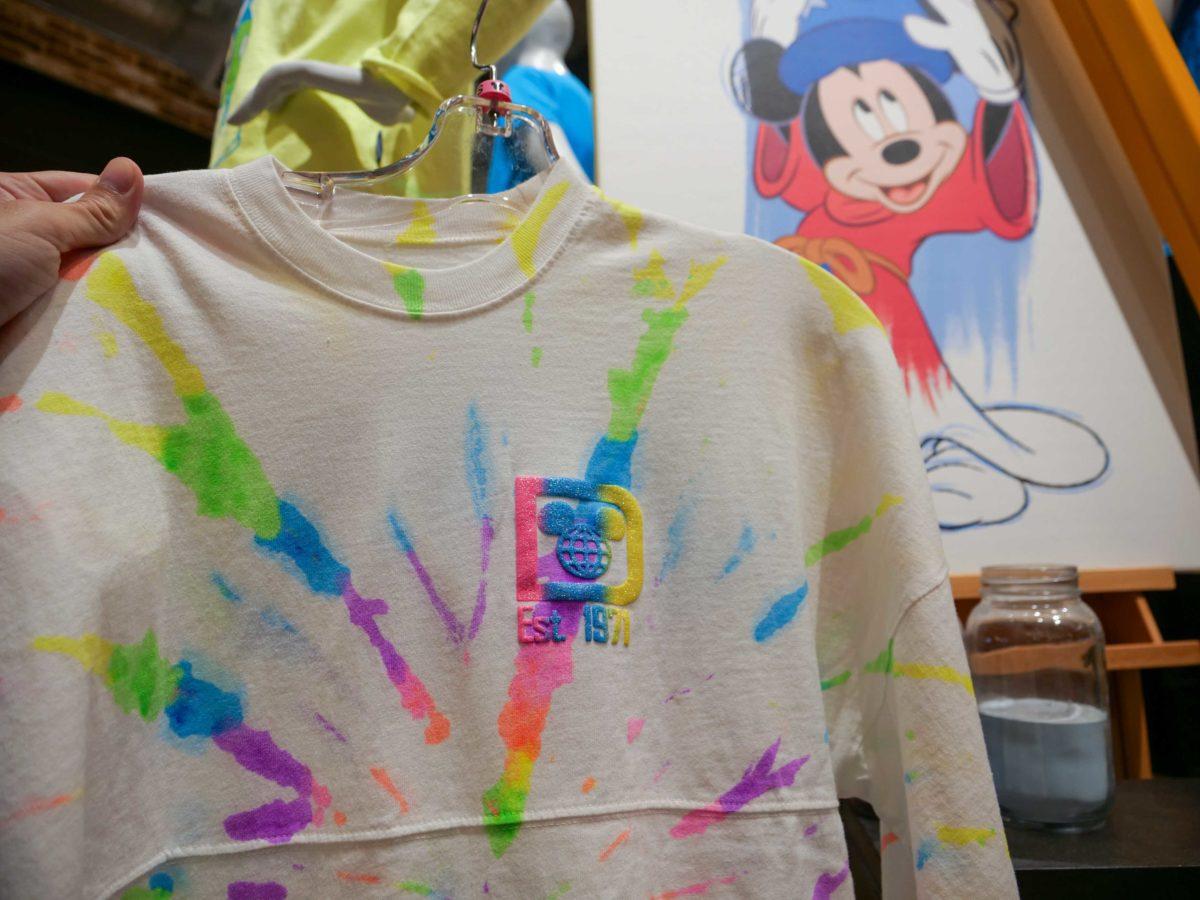 Neon Splatter Spirit Jersey