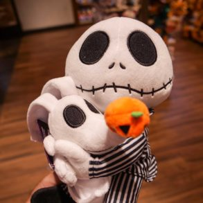 Nightmare Before Christmas Jack Zero Plush World of Disney