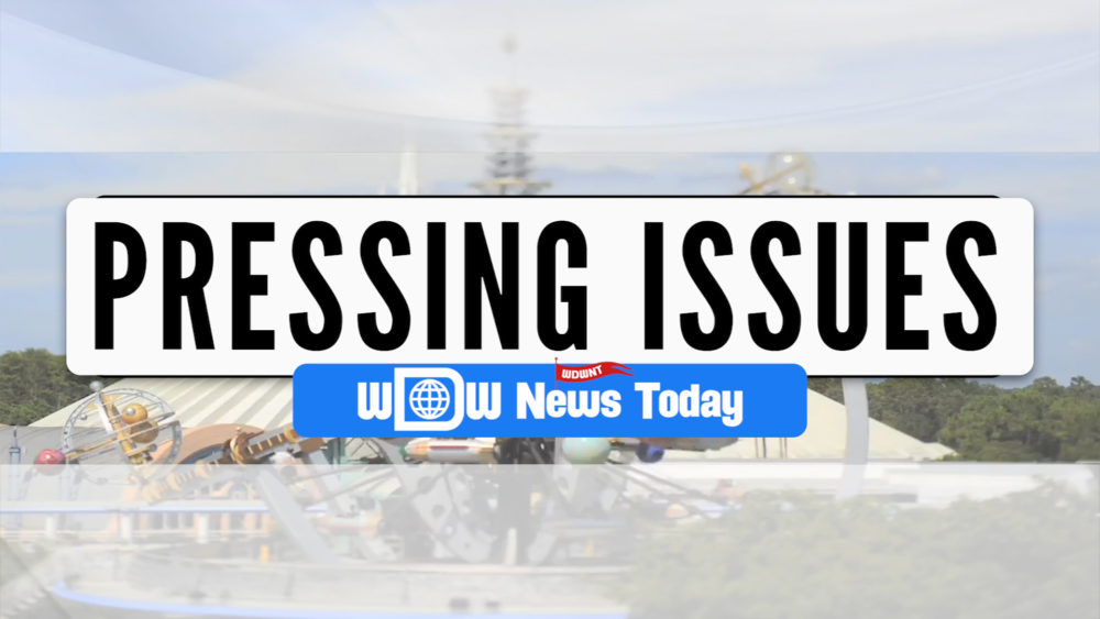 Pressing Issues Logo