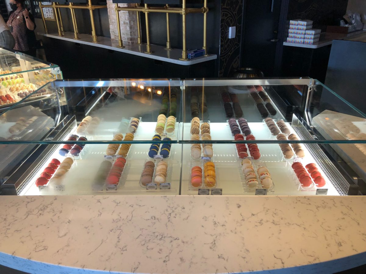 Toothsome Chocolate Emporium and Savory Feast Kitchen CityWalk Macarons