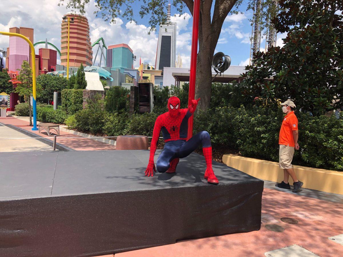 Spider Man Islands of Adventure