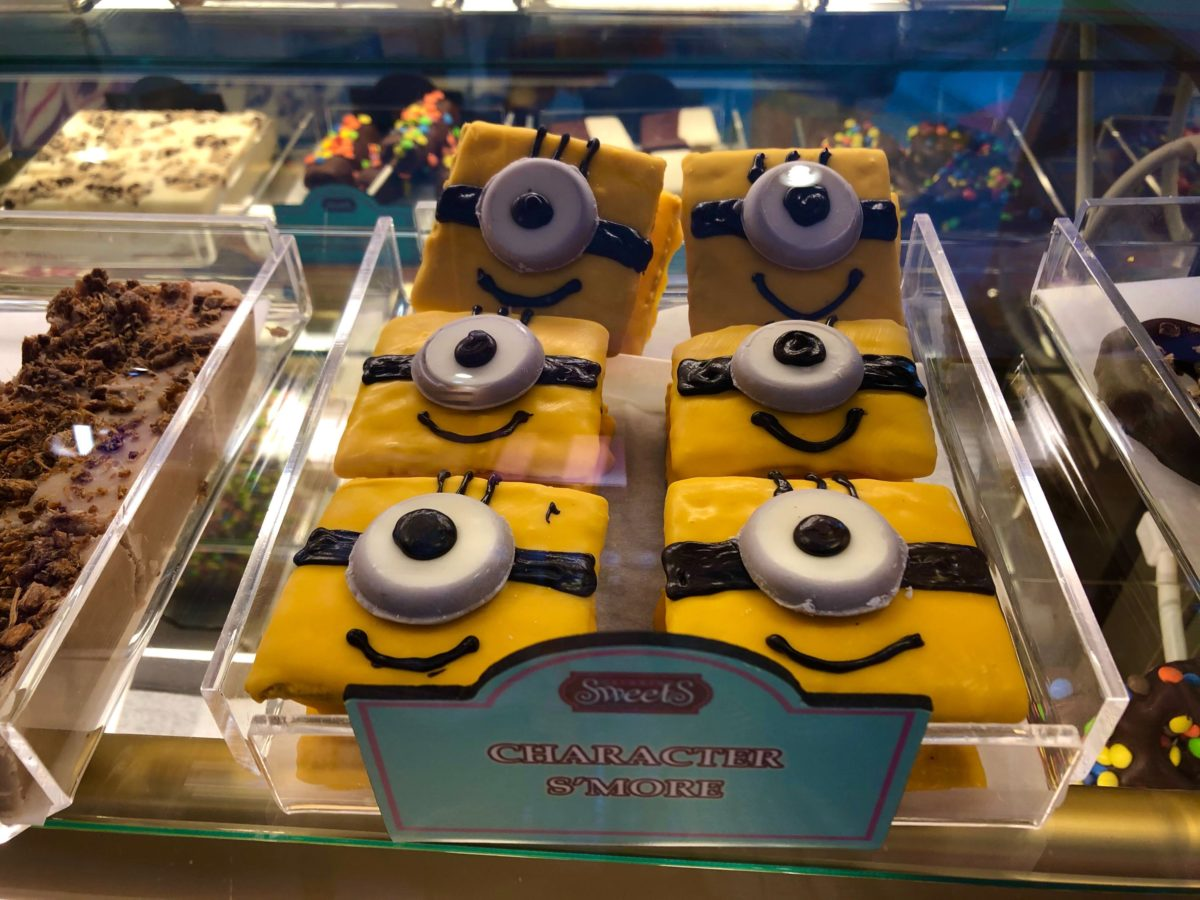Minion Character S'Mores
