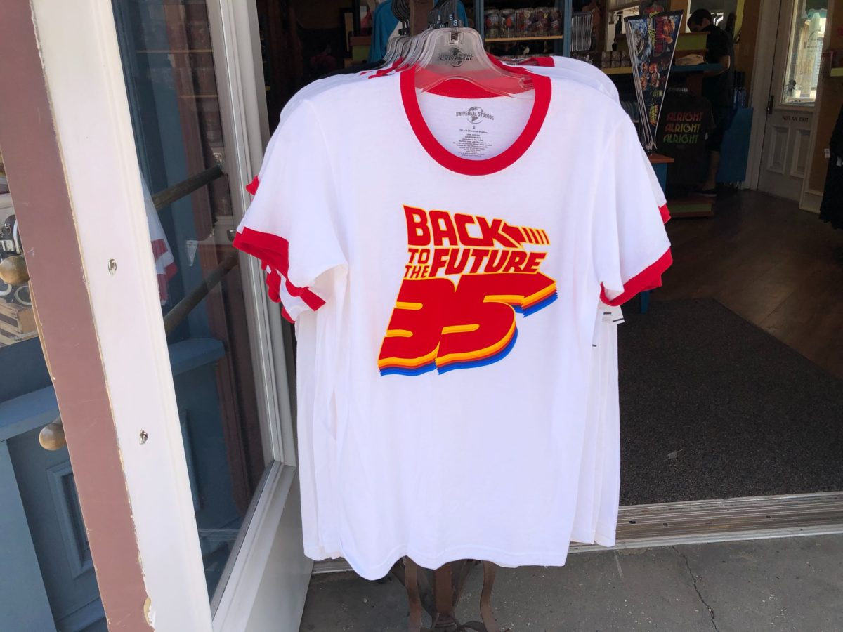 Back to the Future 35th Shirt
