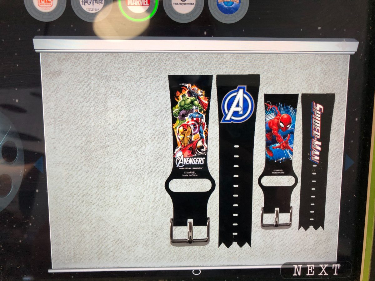Marvel apple watch bands avengers