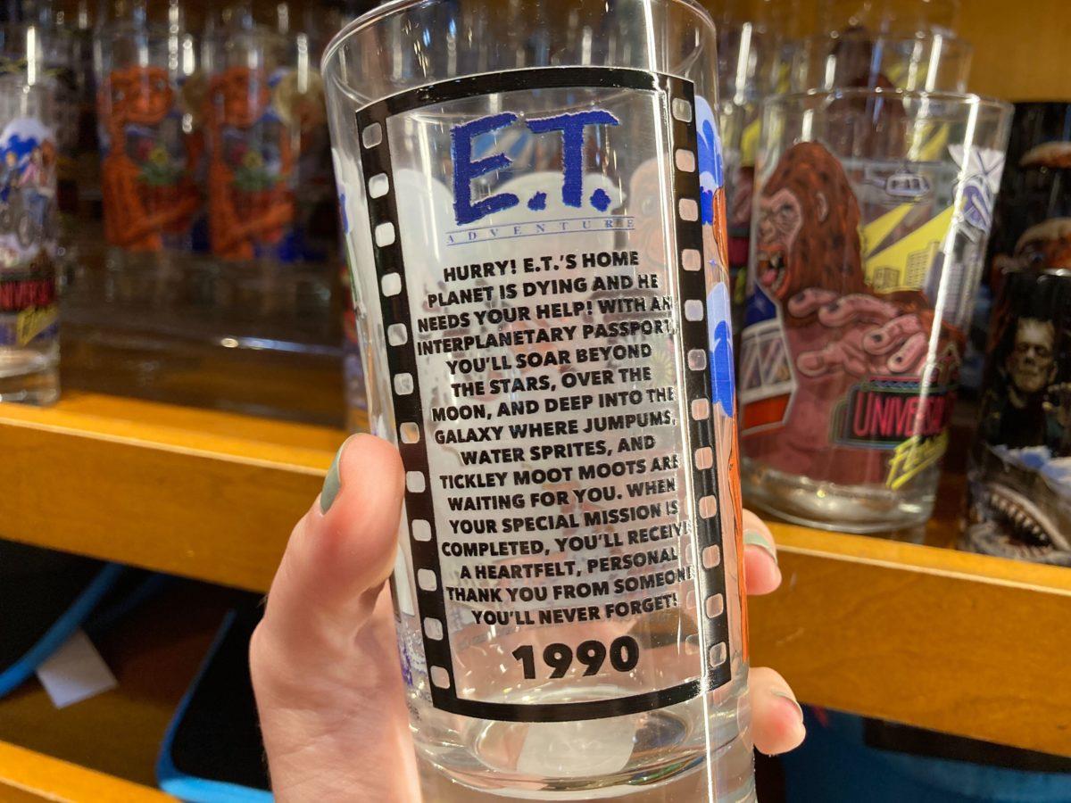 ET Vintage Glass