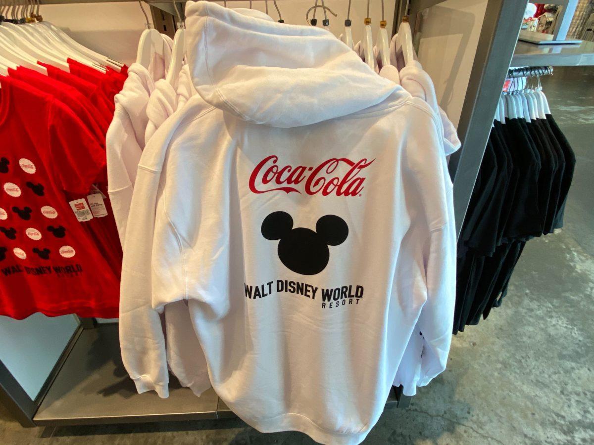 White Coca-Cola Hoodie - $64.95