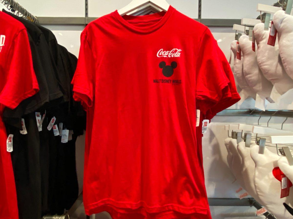 Red Coca-Cola Logo Shirt - $24.95