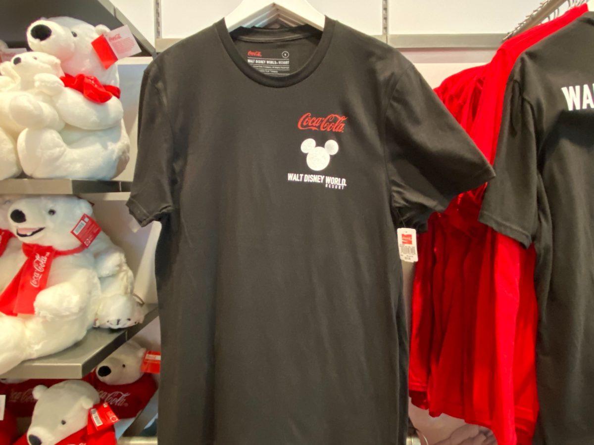 Black Coca-Cola Logo Shirt - $24.95
