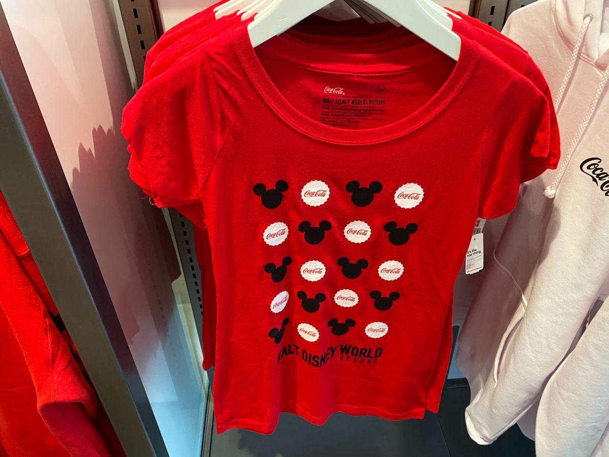 Red Coca-Cola Women Shirt - $24.95