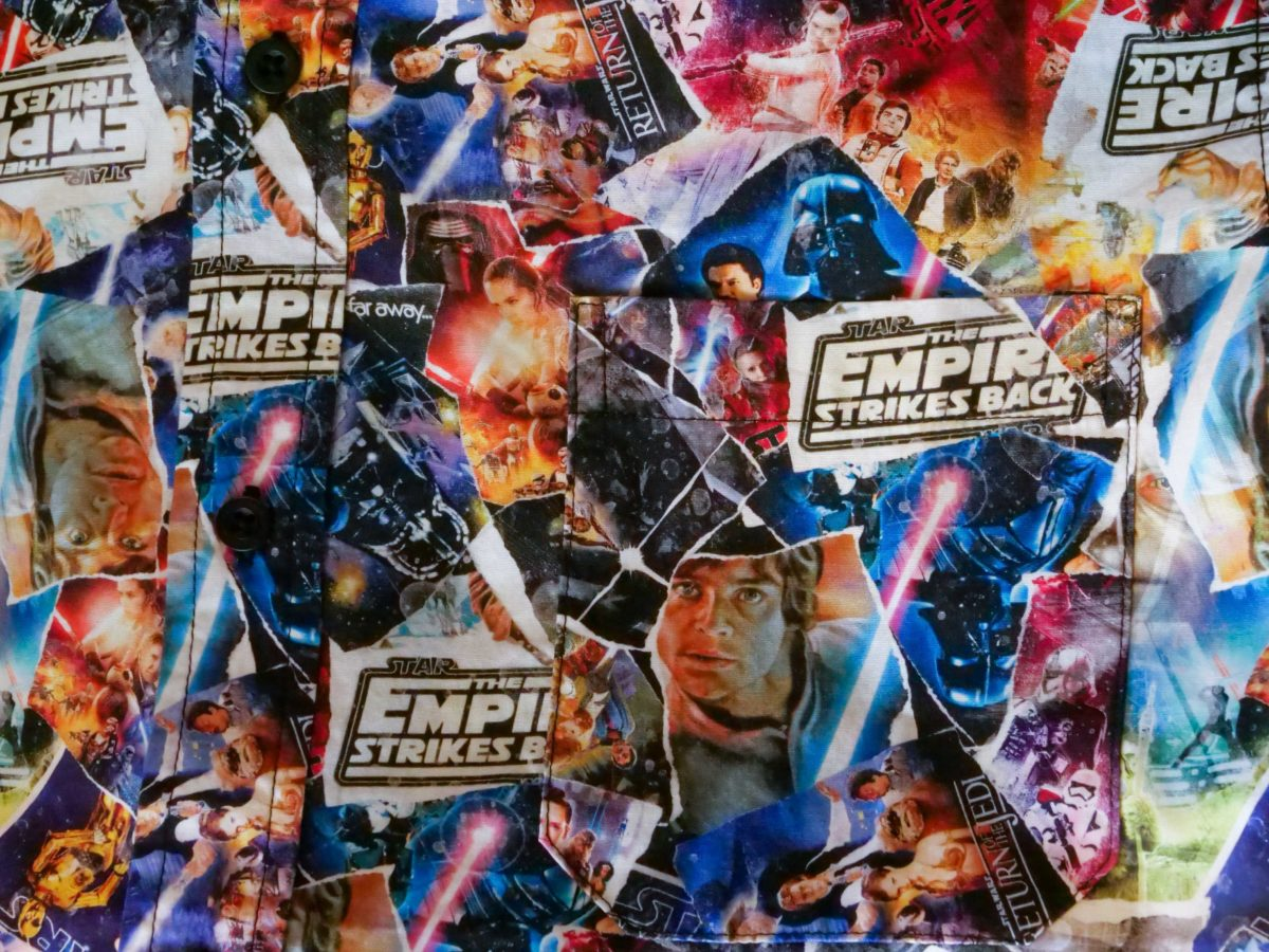 empire strikes back shirt leggings