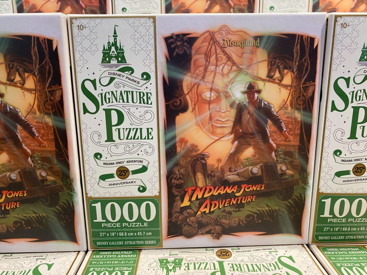 indiana jones 25 puzzle