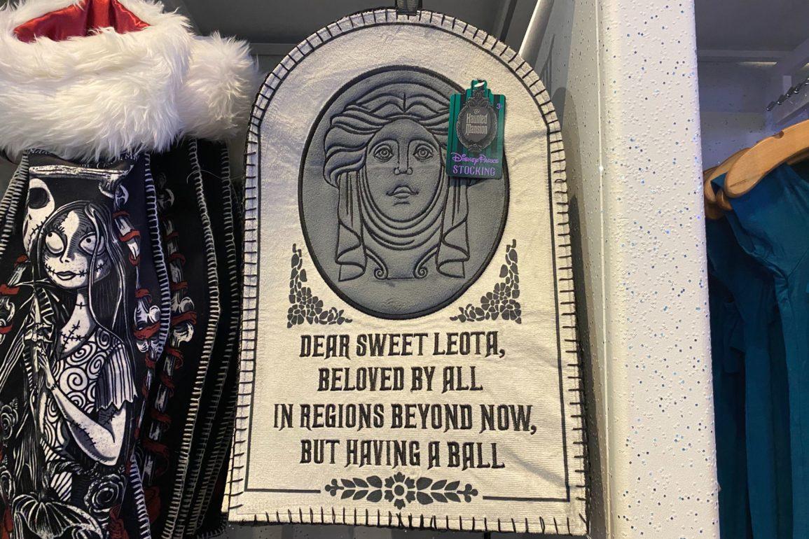 madame leota tombstone stocking (1)