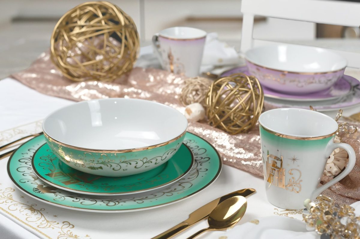 princess dinnerware