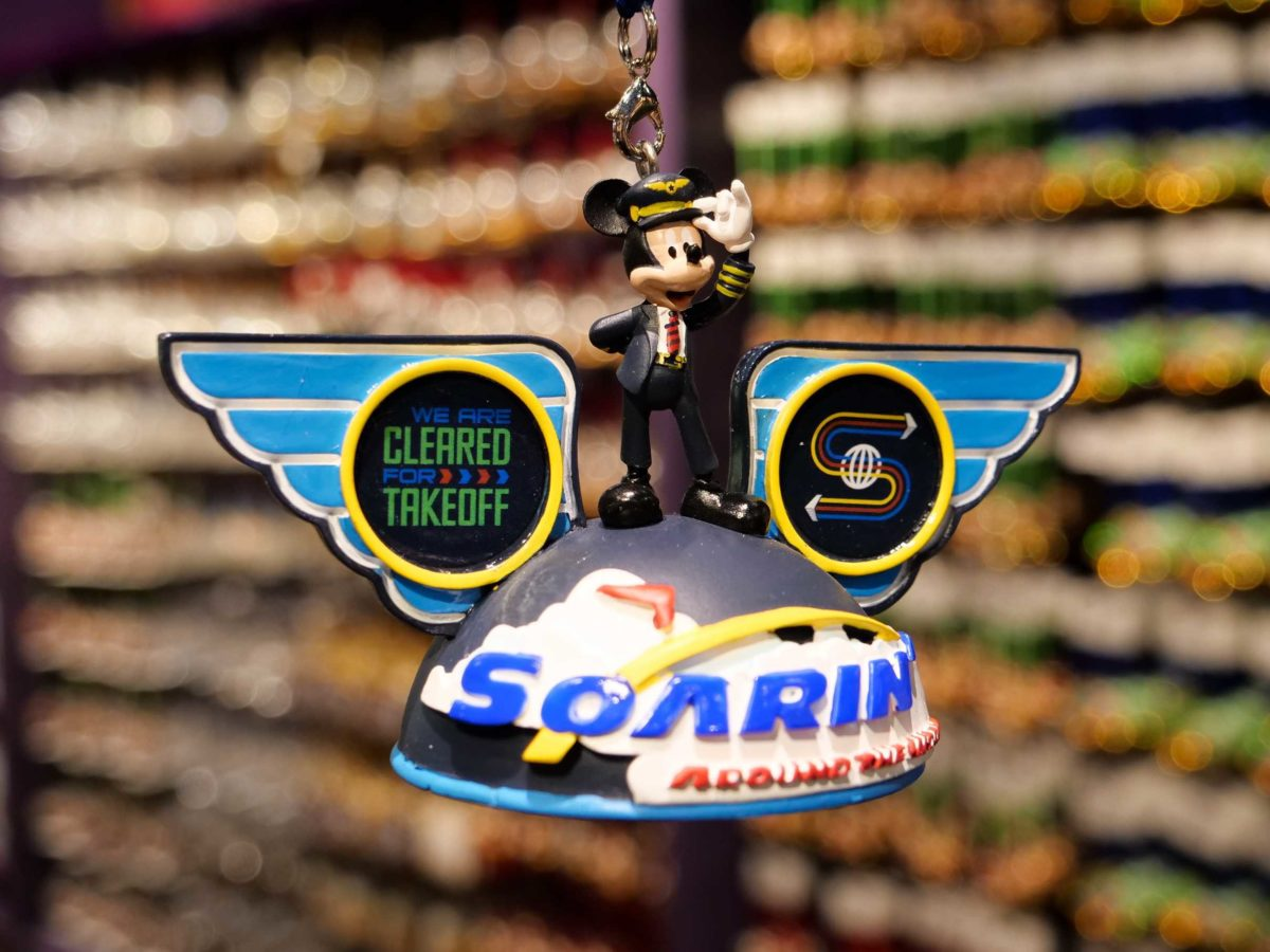 soarin ornament