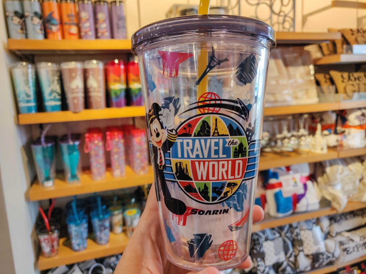 Soarin' Travel Tumbler - $19.99