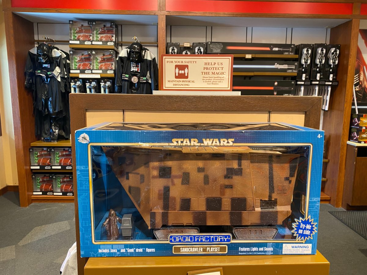star wars trading post reopening