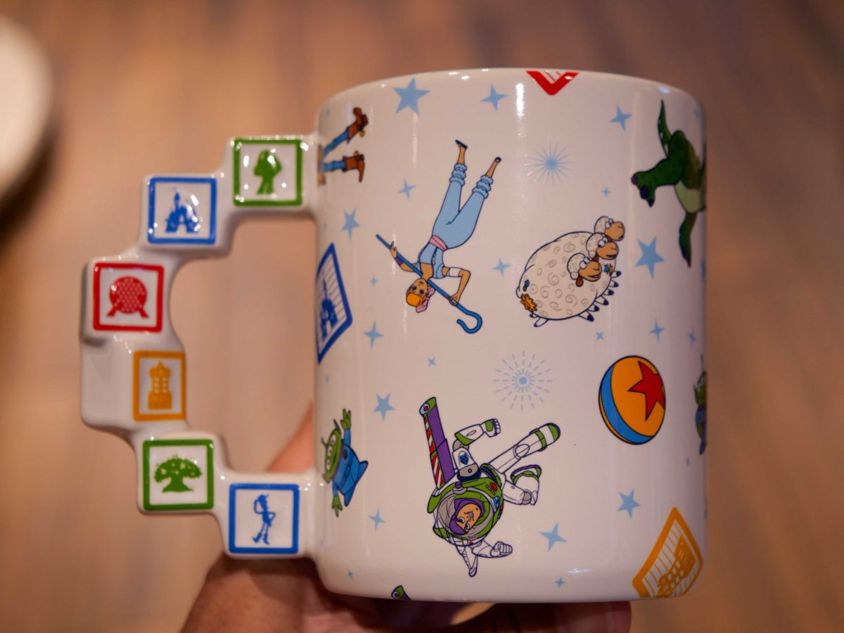 Toy Story 4 Walt Disney World Mug - $19.99