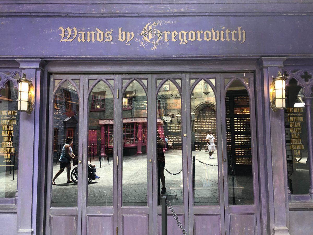 Wands by Gregorovitch