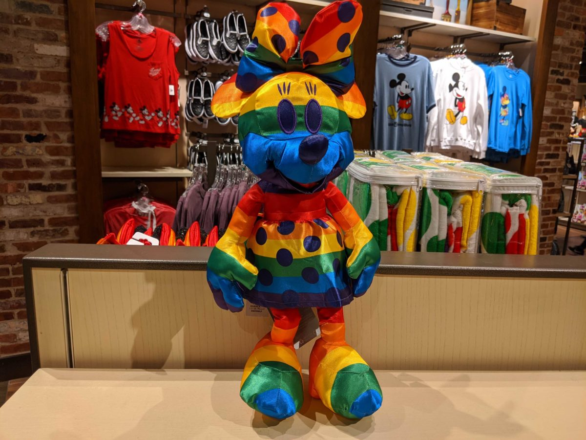 pride merchandise world of disney