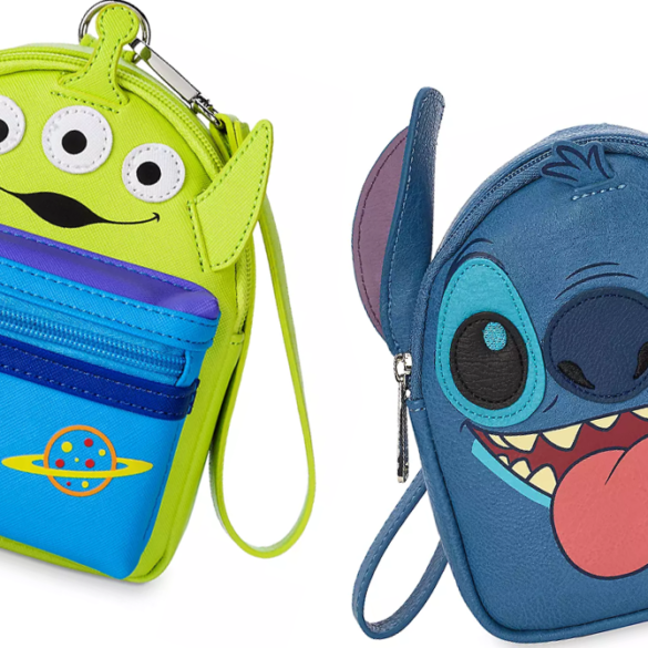 Stitch and Alien Wristlets
