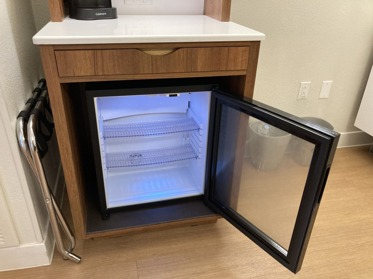pop century resort room fridge