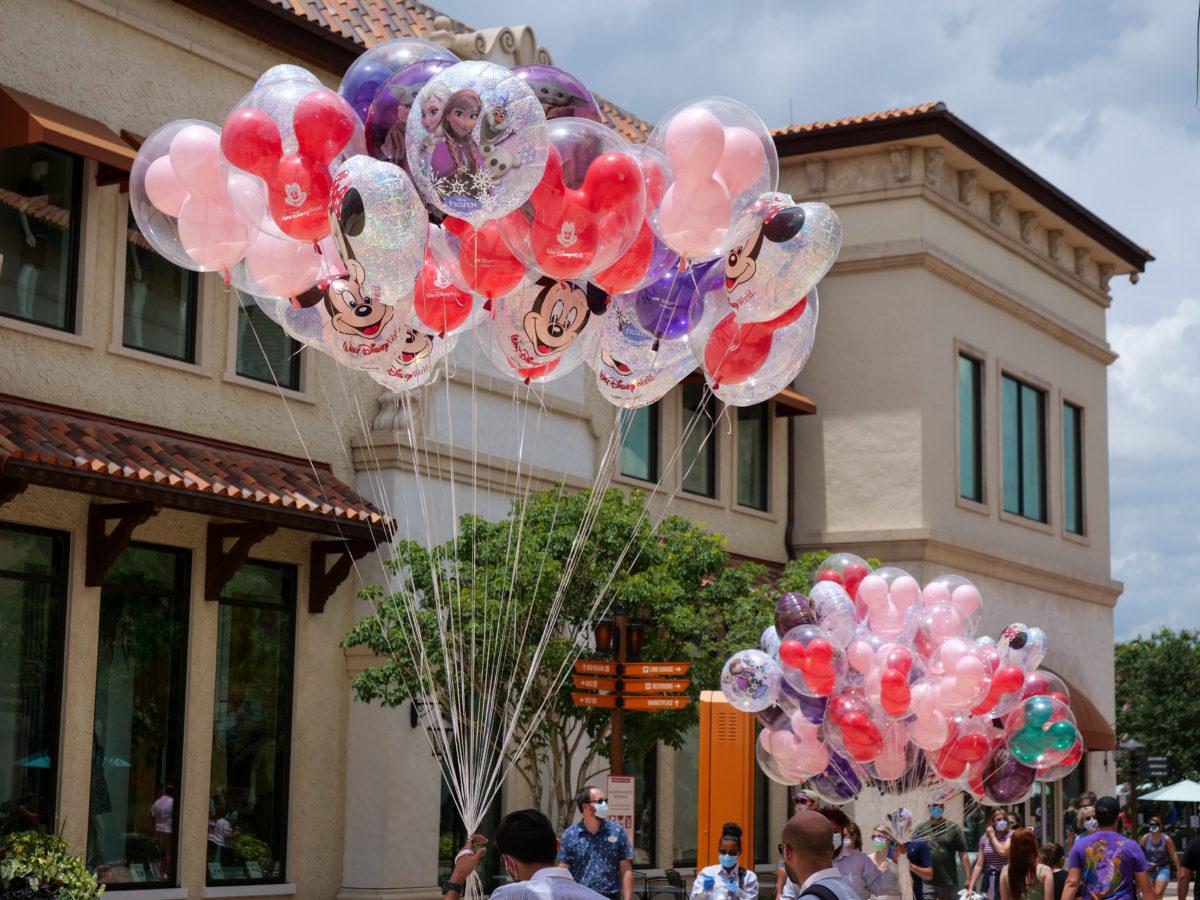 Disney Springs Balloons for Sale