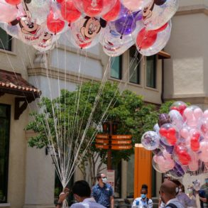 Disney Springs Balloons for Sale